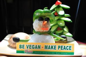 Merry Vegan Christmas