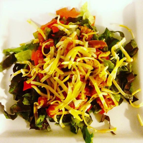 Chicken Taco Salad - 1G, 1R, 1 B