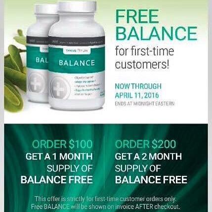 Balance Promo
