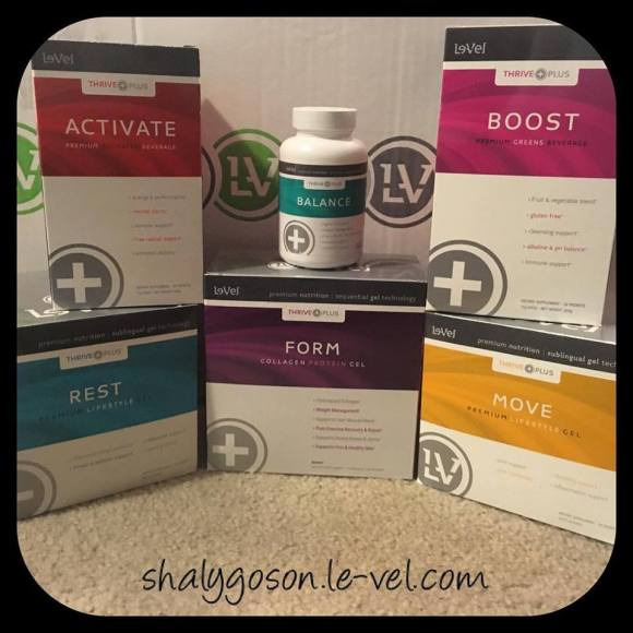 Thrive Add On Product Line